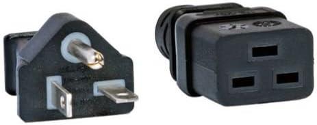 10ft AC Power Cord for Precor 932 932i 934 934i 936i C936i 9.31 9.33 9.35