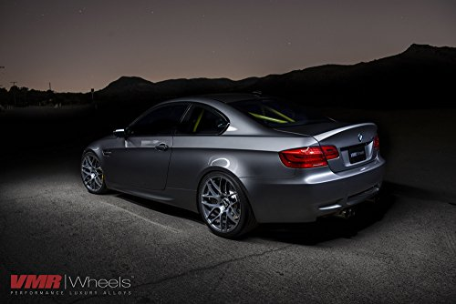 "VMR V710 20X9"", ET35, 5X120, 72.6, BMW Fitment-Hyper Silver"