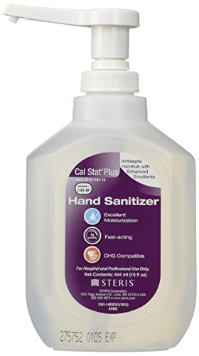Steris Cal Stat® Plus Antiseptic Handrub with Enhanced Emollients 15 Oz. Bottle with Pump, Each ()