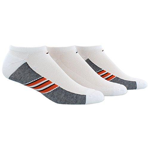 adidas Men's Superlite No Show Socks (3 Pack)