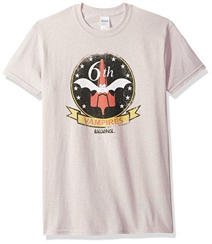 Trevco Mens Six Million Dollar Man Technology T-Shirt
