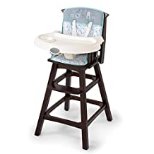 Summer Infant Turtle Tales Wood High Chair