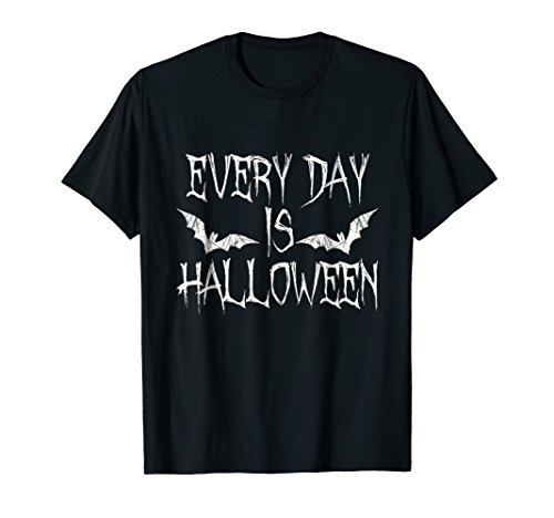 Every Day Is Halloween Shirt - Horror T-shirt ()