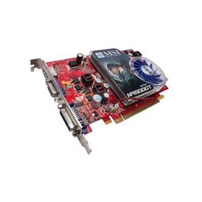 MSI N95GT-MD512Z GeForce 9500 GT 512MB 128-Bit GDDR2 PCI Express 2.0 x16 HDCP Ready Video Card – Retail