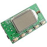 ランフィー DSP PLL 87-108MHzデジタルワイヤレスマイクステレオFMトランスミッタモジュールボード