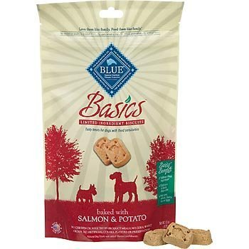 Basics Biscuits - Salmon & Potato 6oz