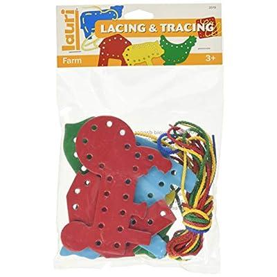 Lacing & Tracing - Farm: Toys & Games
