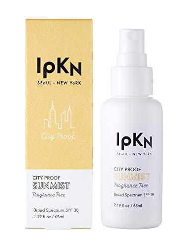 IPKN City Proof Sun Mist, 2.19 Ounce (Ipkn New York Flash Cream Radiant Primer)