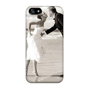 New Arrival AgEf-3467QM Premium Iphone 5/5s Case(honeymoon Love Holidays)