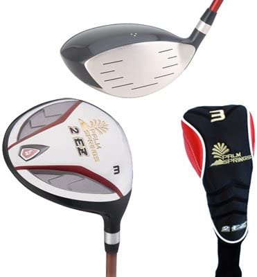Palm Springs Golf 2ez SS 3 Wood MRH Reg
