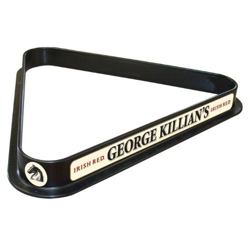 George Killians Billiard Ball Triangle Billiard Ball Rack
