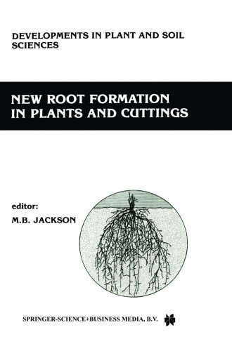 New Root Formation in Plants and Cuttings (Developments in Plant and Soil Sciences) (2013-05-27)