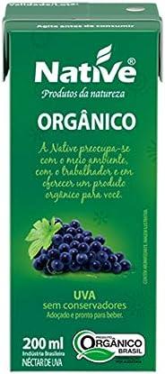 Néctar de Uva Orgânico Native 200ml