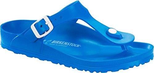 Birkenstock Gizeh Eva Regular Fit Womens Sandals Scuba Blue - 37 EU