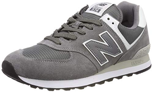 new balance 574v2 uomo grigio