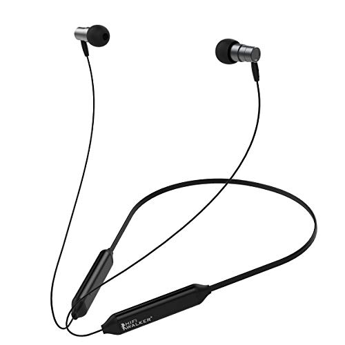 HIFI WALKER A7 Air Bluetooth High Resolution Earphone Earbuds Headphones Headset with Microphone, Remote Control