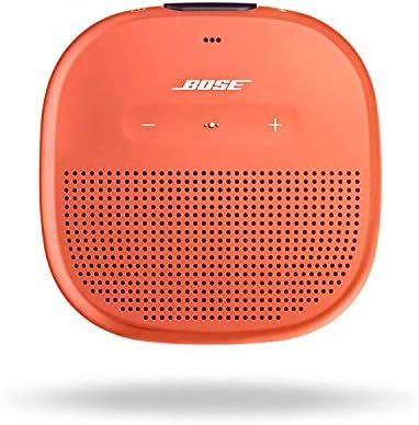 Bose SoundLink Micro, tragbarer Outdoor – Lautsprecher, (kabellose Bluetooth-Verbindung), Orange