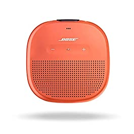 Bose SoundLink Micro, Portable Outdoor Speaker, (Wireless Bluetooth Connectivity), Bright Orange