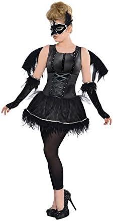 Disfraz Cuervo tutú para niñas y adolescentes en varias tallas ...