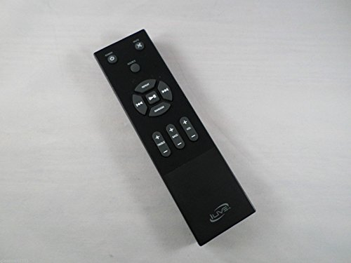 iLIVE IT188B, ITP582B, ITP152B Sound Bar Remote Control