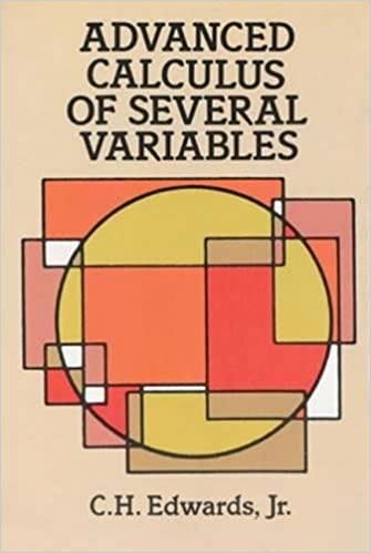 Advanced Calculus of Several Variables (Dover Books on Mathematics ...