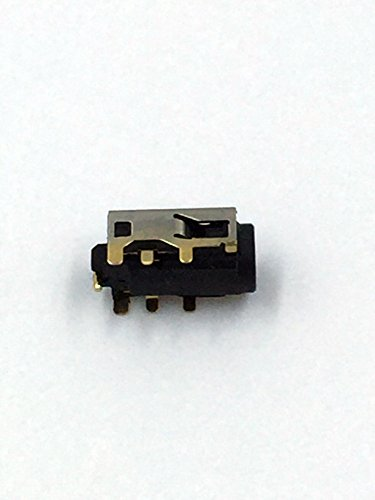 YDLan New AC DC Power Jack in Socket Connector Plug for Asus C200M C200MA C200 Q302LA Q302 ()