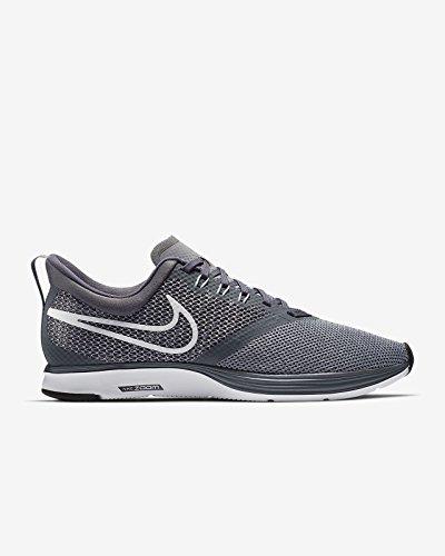 Grey Wmns anthracite Sneakers Noir Nike 001 dark Femme Basses Zoom black Strike white FqRndfwznS