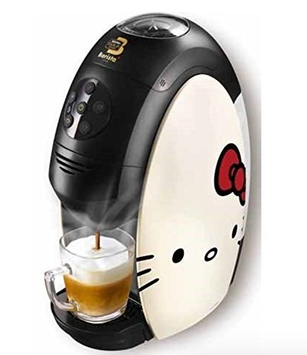Nestle Japan Nescafe Gold Blend Varistor Coffee Machine Hello Kitty Model PM9631 by Nescafé