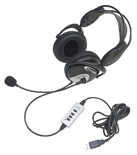 Califone 4100-USB USB Headset