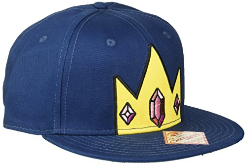 6a74ebb590401 Adventure Time Ice King Crown Snapback Cap - Buy Online in Oman ...