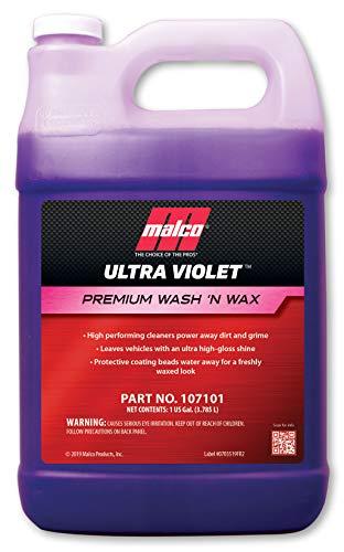 (Malco Ultra Violet Wash'n Wax, 1 gal (107101))