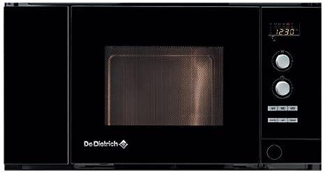 De Dietrich DME715B, 220-240 V, 50/60 Hz, 16 A, Negro, 560 x ...