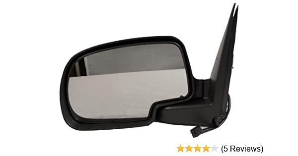 OE Replacement Chevrolet Silverado Passenger Side Mirror Outside Rear View Partslink Number GM1321332 Unknown