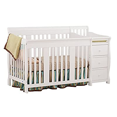 Storkcraft Portofino Crib & Changing Table Combo