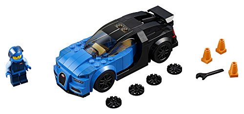 Lego Speed Champions Bugatti Chiron 75878  181 Piece   Multi