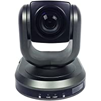 HuddleCamHD-20X USB 3.0 PTZ 1080p Video Conference Camera - Gray