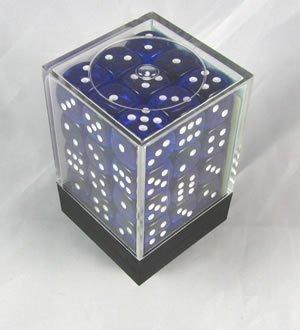 【新作入荷!!】 Blue Transparent Deluxe Quality Transparent 12mm D6 Set 36 of Set 36 B003XOO5S8, ミズマキマチ:cd3c66ae --- cliente.opweb0005.servidorwebfacil.com