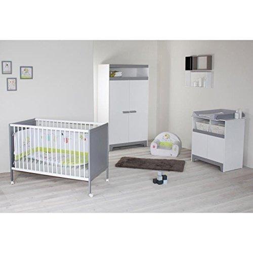 chambre olivia bebe good maisonnerie chambre bb cration. Black Bedroom Furniture Sets. Home Design Ideas
