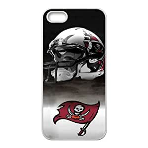 Atlanta Falcons Team Logo iPhone 4 4s Cell Phone Case White TPU Phone Case SV_048064