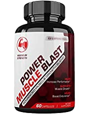 Power Muscle Blast Max Strength Advanced Muscle Growth