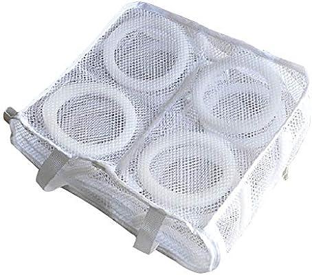 Bolsas de malla para zapatos de lavandería, reutilizables ...