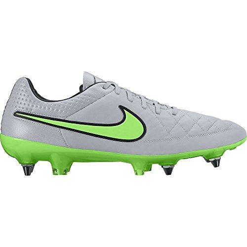 new product 6c333 534dc Da Multicolore pro Strike Sg Verde gris Scarpe Nike Negro Calcio Green wolf  Tiempo Legend black Grey Uomo V PqpPIzY