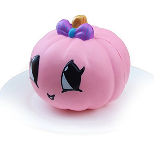 Born Beauty Cute Holloween Pumpkin PU Food Squishy Jumbo Rising Stress Relief Toys (Holloween Party Food)