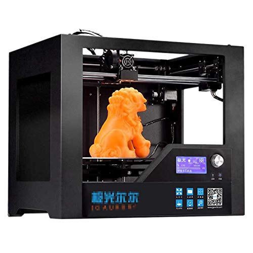 3D Printer High Precision Quasi-Industrial Grade 3D Printer, Medical Model, Toy Making, Cartoon Characters, Entry Level (Print Size 280180180Mm)