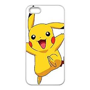 iPhone 4 4s Cell Phone Case White Super Smash Bros Pikachu LSO7783945