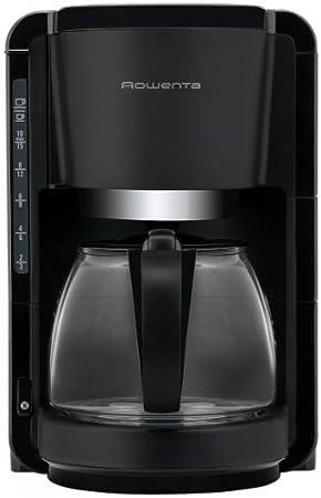 Rowenta CG 3808 - Cafetera (Independiente, Negro, Goteo, Café, 1,25L, 1000W): Amazon.es: Hogar