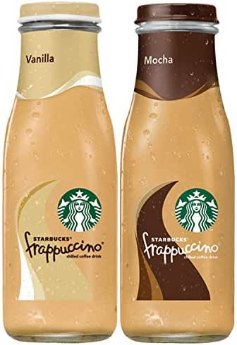 Coffee Drinks: Starbucks Frappuccino
