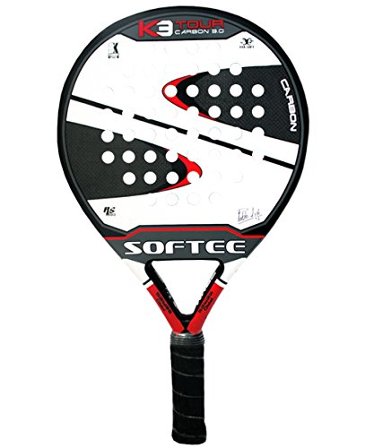 PALA PADEL SOFTEE K3 TOUR CARBON 3.0: Amazon.es: Deportes y ...
