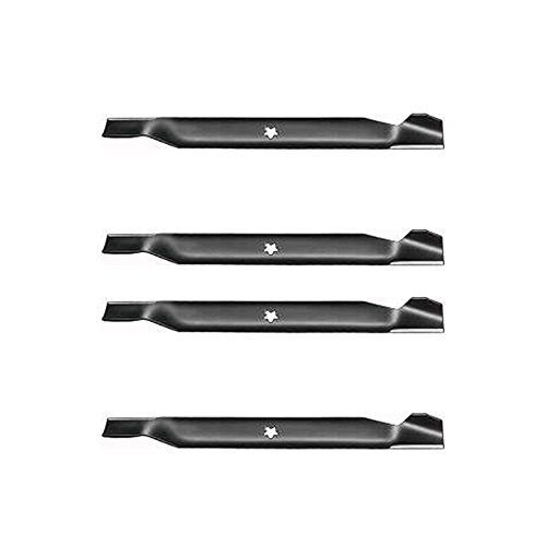 """High Lift Mower Blades for Ariens 42"""" Deck Replaces 2154609"""