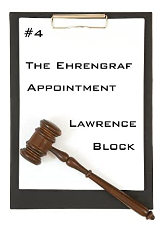 book cover of The Ehrengraf Appointment